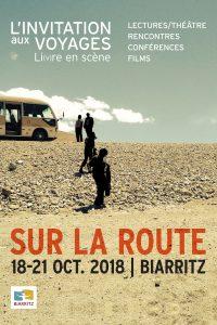Affiche Festival Sur la Route